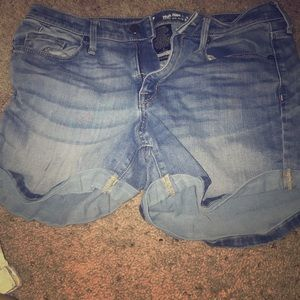 Demo Jean shorts